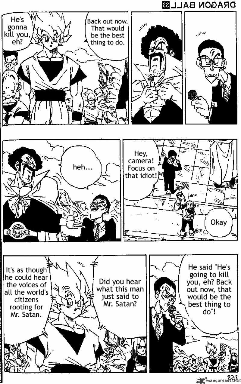 Dragon Ball Chapter 396  Online Free Manga Read Image 2