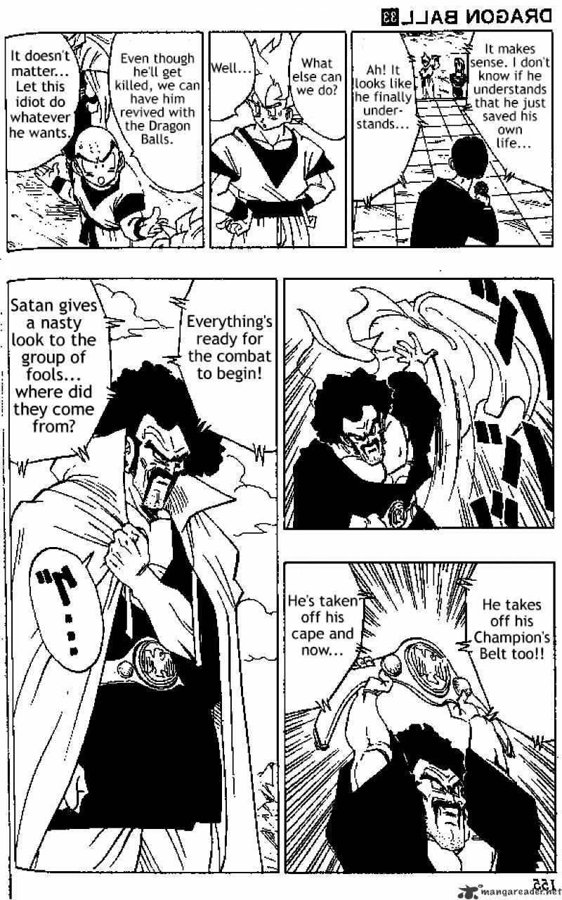 Dragon Ball Chapter 396  Online Free Manga Read Image 4