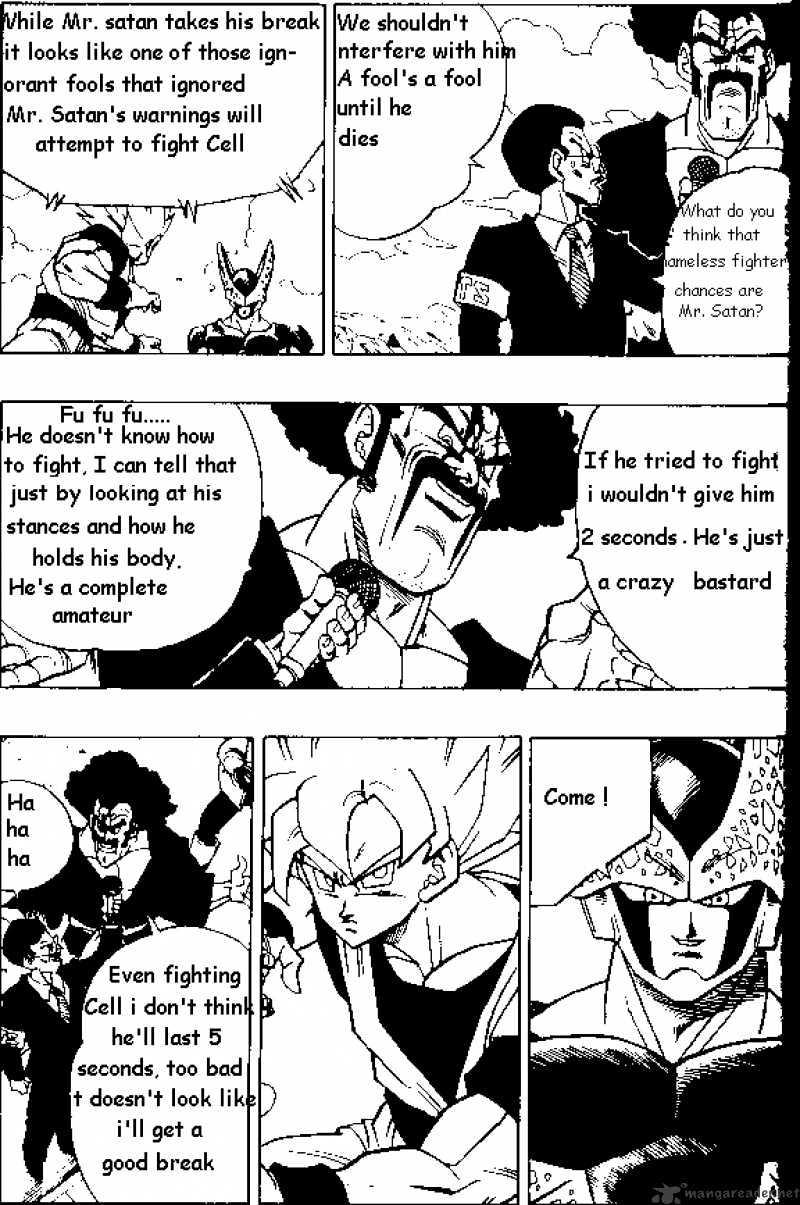 Dragon Ball Chapter 398  Online Free Manga Read Image 5