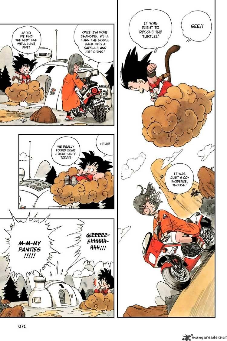 Dragon Ball Chapter 4  Online Free Manga Read Image 10