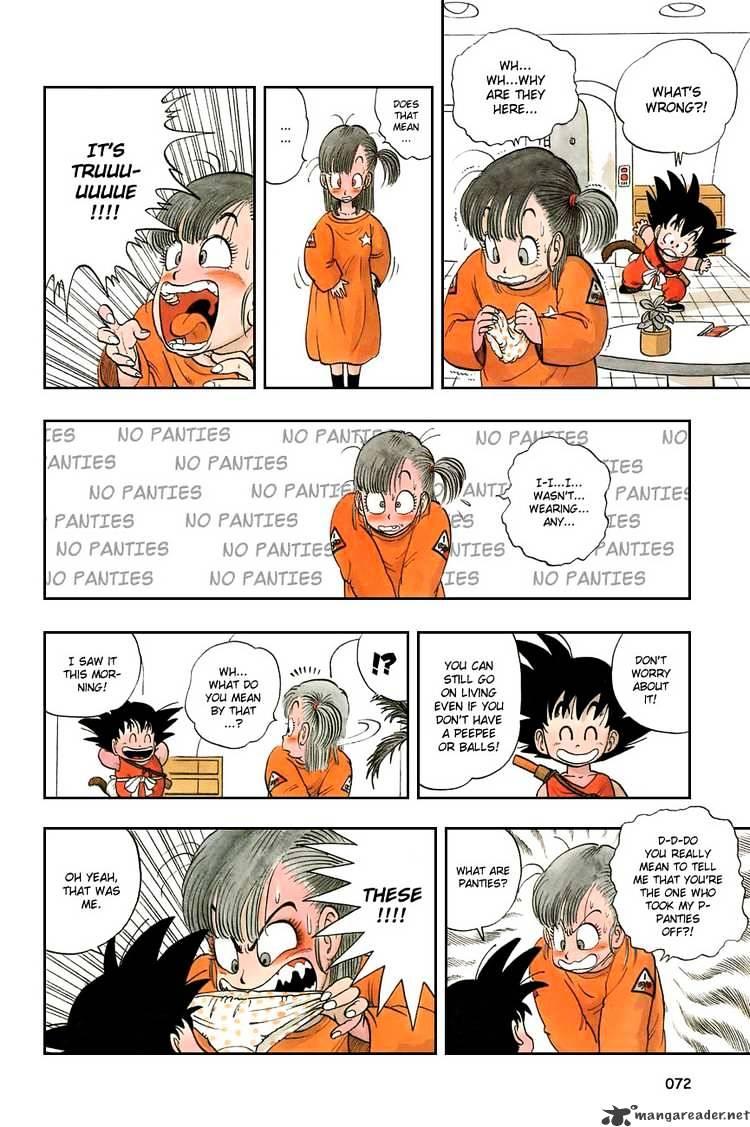 Dragon Ball Chapter 4  Online Free Manga Read Image 11