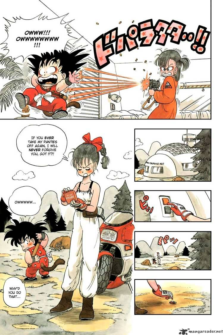 Dragon Ball Chapter 4  Online Free Manga Read Image 12