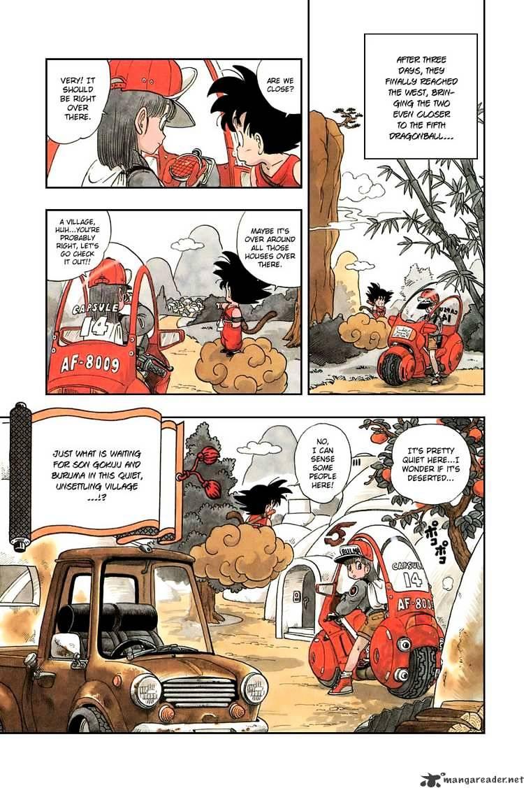 Dragon Ball Chapter 4  Online Free Manga Read Image 14