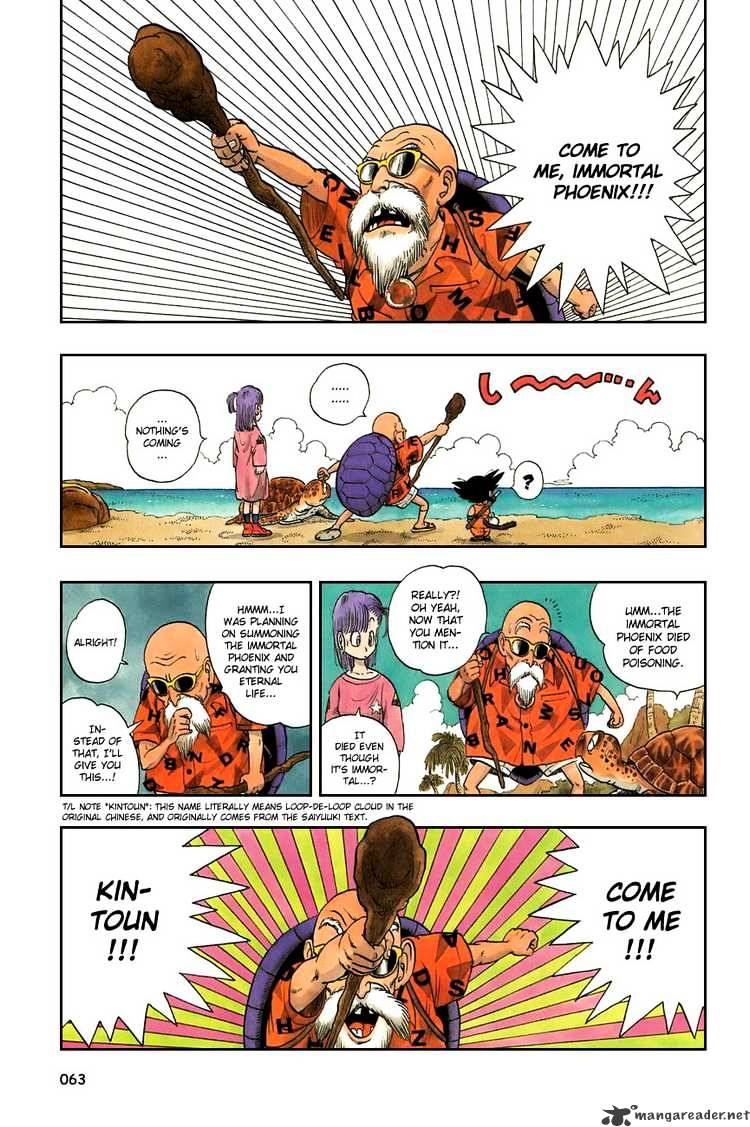 Dragon Ball Chapter 4  Online Free Manga Read Image 2