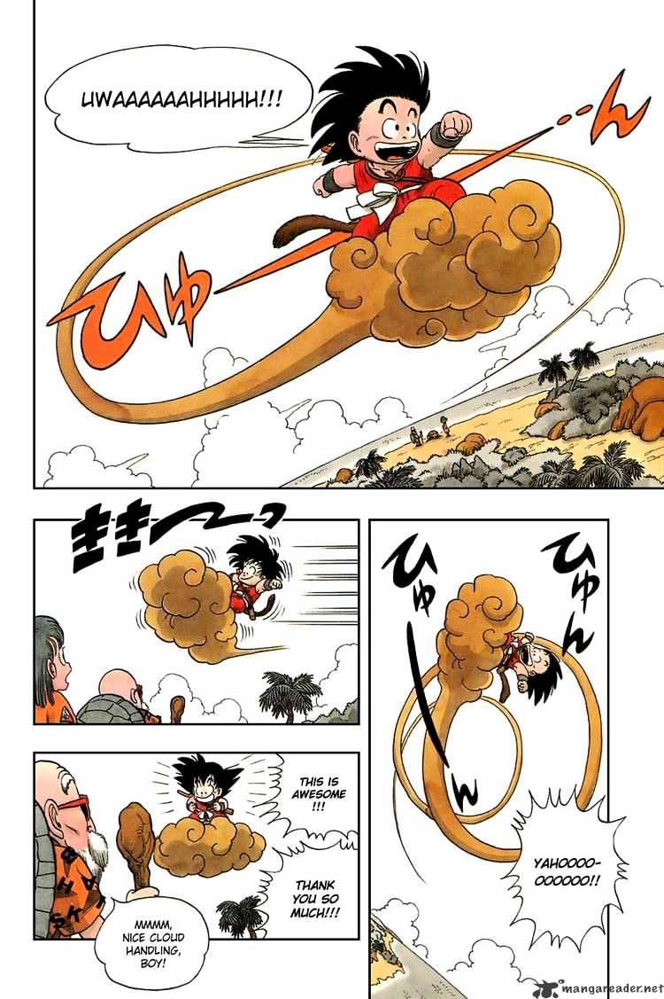 Dragon Ball Chapter 4  Online Free Manga Read Image 5