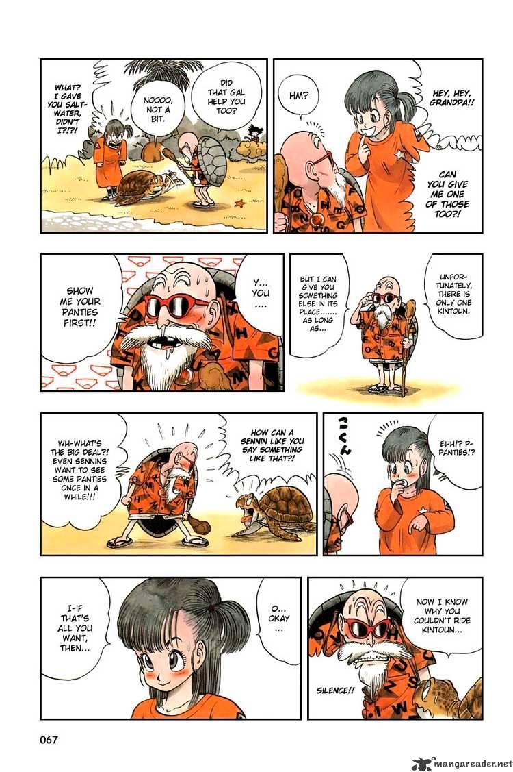 Dragon Ball Chapter 4  Online Free Manga Read Image 6
