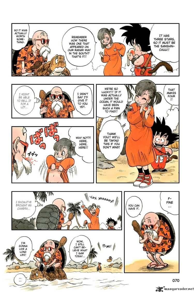 Dragon Ball Chapter 4  Online Free Manga Read Image 9