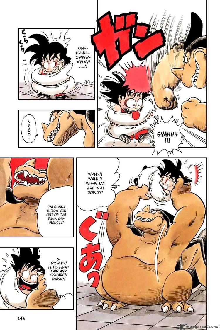 Dragon Ball Chapter 40  Online Free Manga Read Image 2