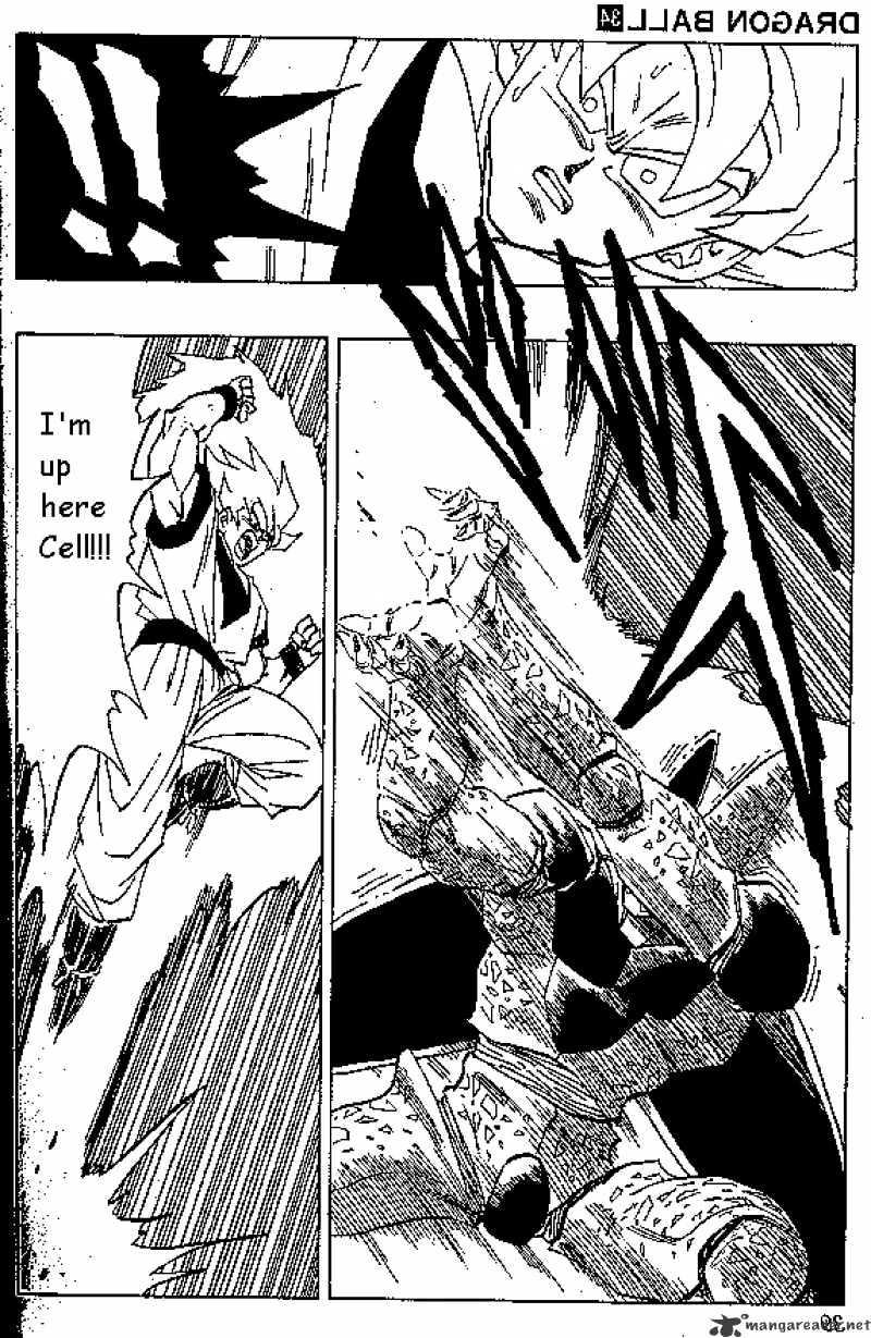 Dragon Ball Chapter 400  Online Free Manga Read Image 4