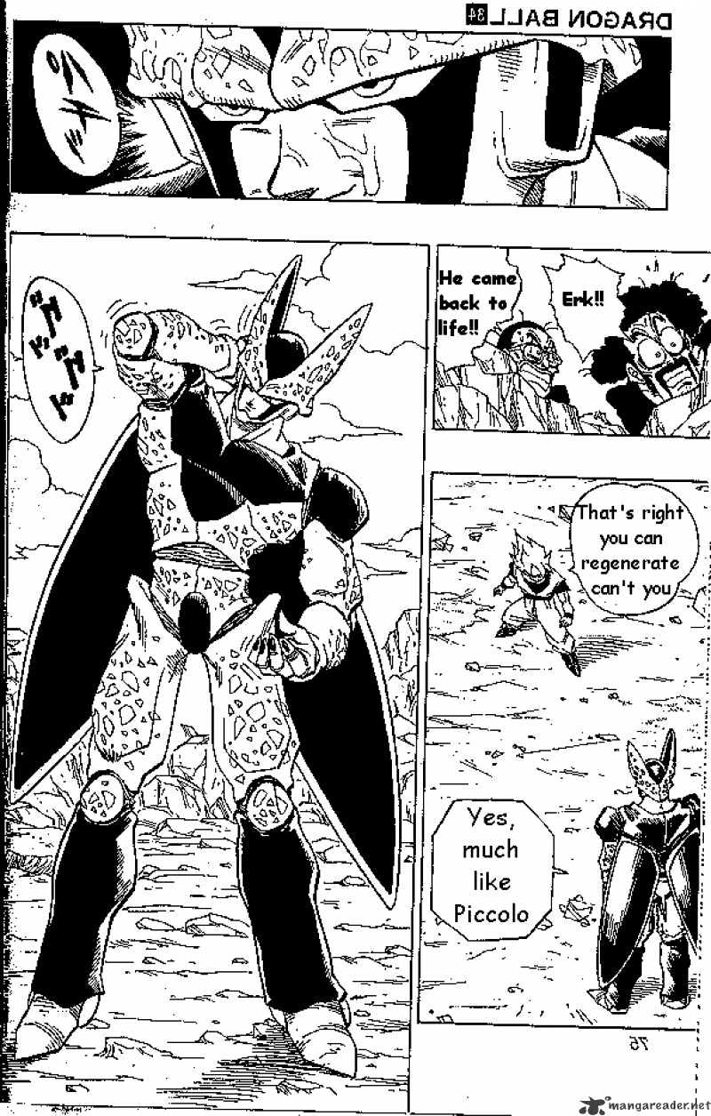 Dragon Ball Chapter 402  Online Free Manga Read Image 11