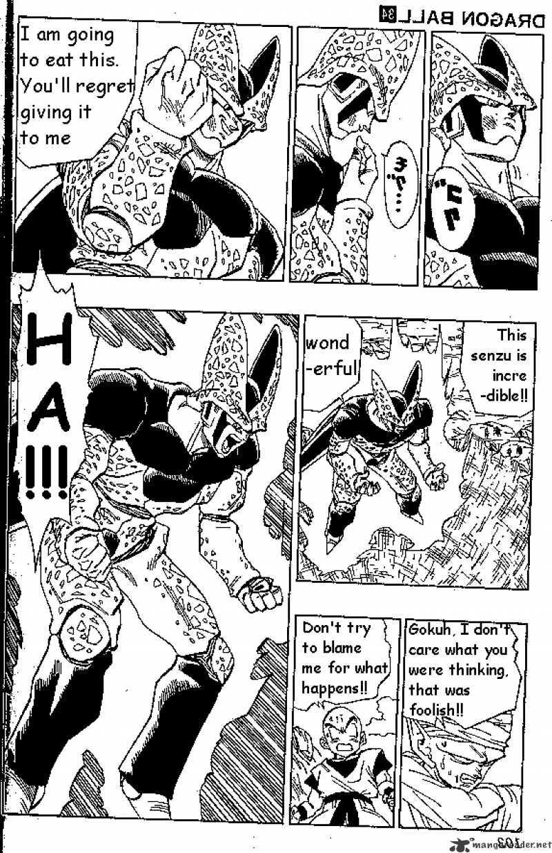 Dragon Ball Chapter 404  Online Free Manga Read Image 12