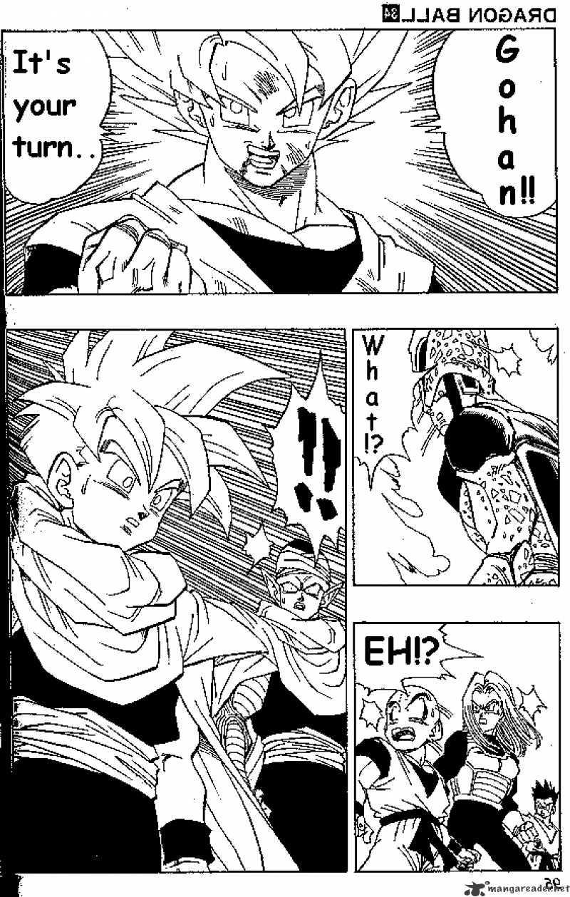 Dragon Ball Chapter 404  Online Free Manga Read Image 4