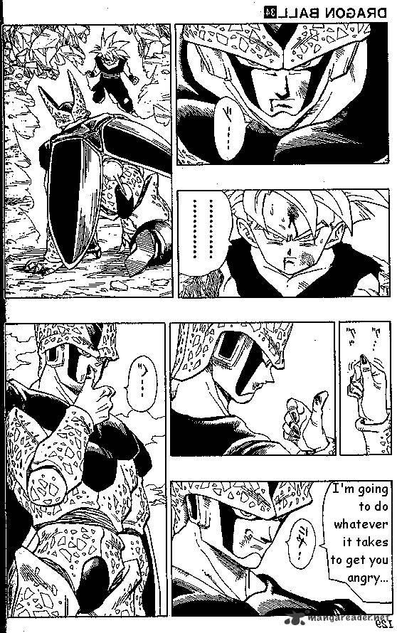 Dragon Ball Chapter 406  Online Free Manga Read Image 5