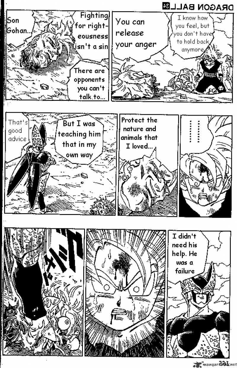Dragon Ball Chapter 408  Online Free Manga Read Image 12