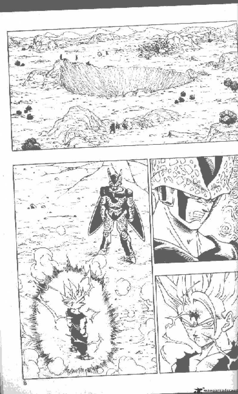 Dragon Ball Chapter 410  Online Free Manga Read Image 1