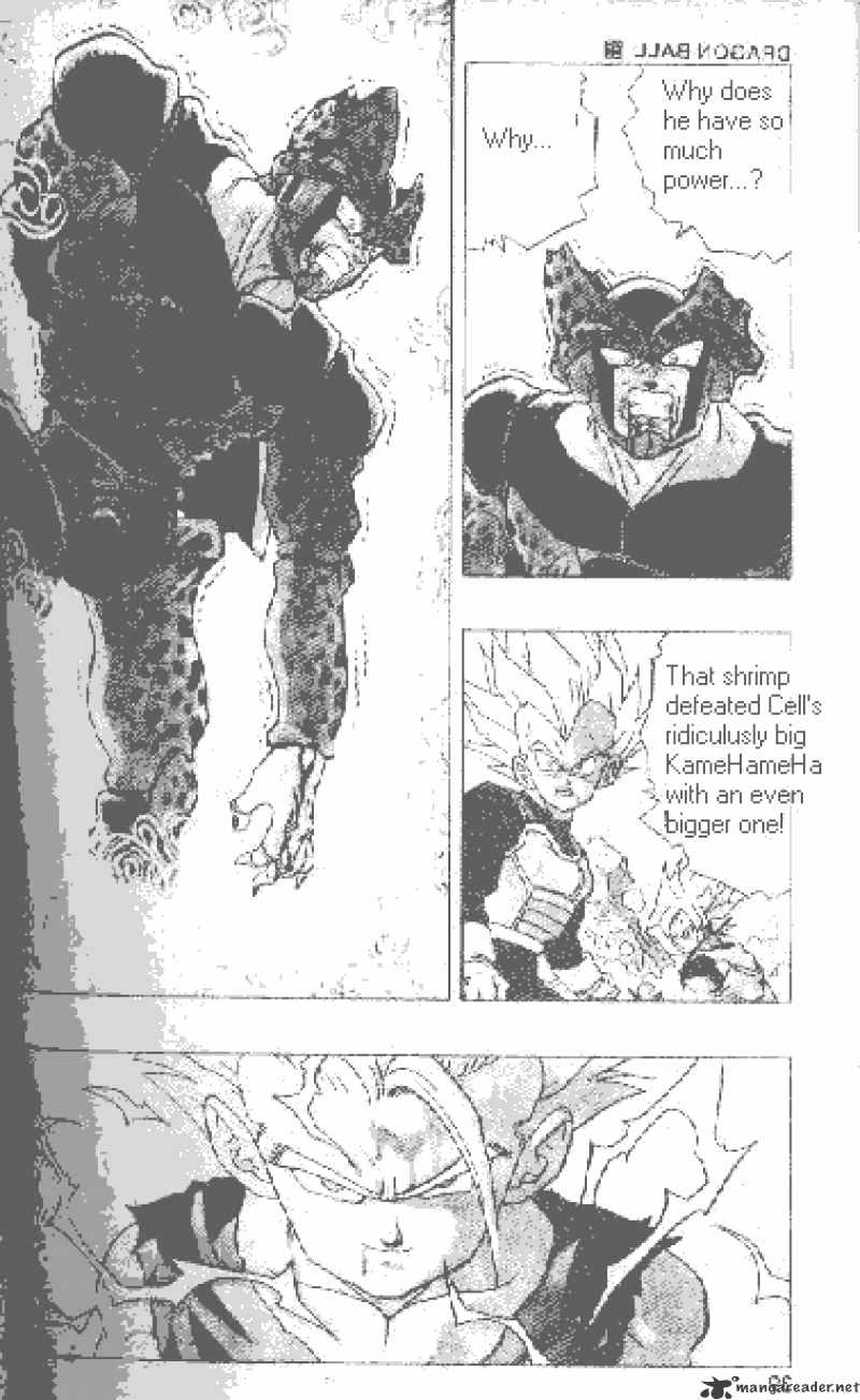 Dragon Ball Chapter 412  Online Free Manga Read Image 1