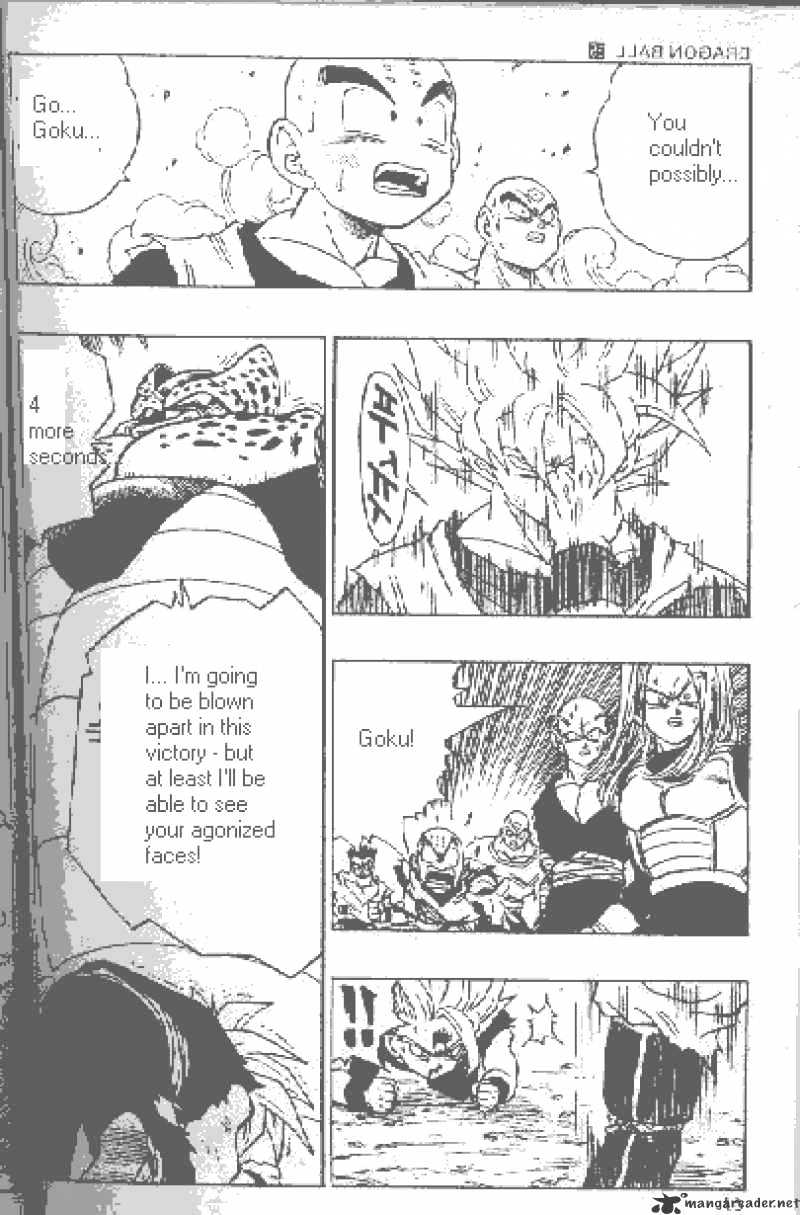 Dragon Ball Chapter 413  Online Free Manga Read Image 9