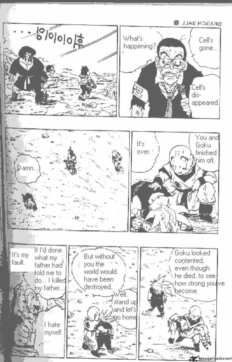 Dragon Ball Chapter 414  Online Free Manga Read Image 2