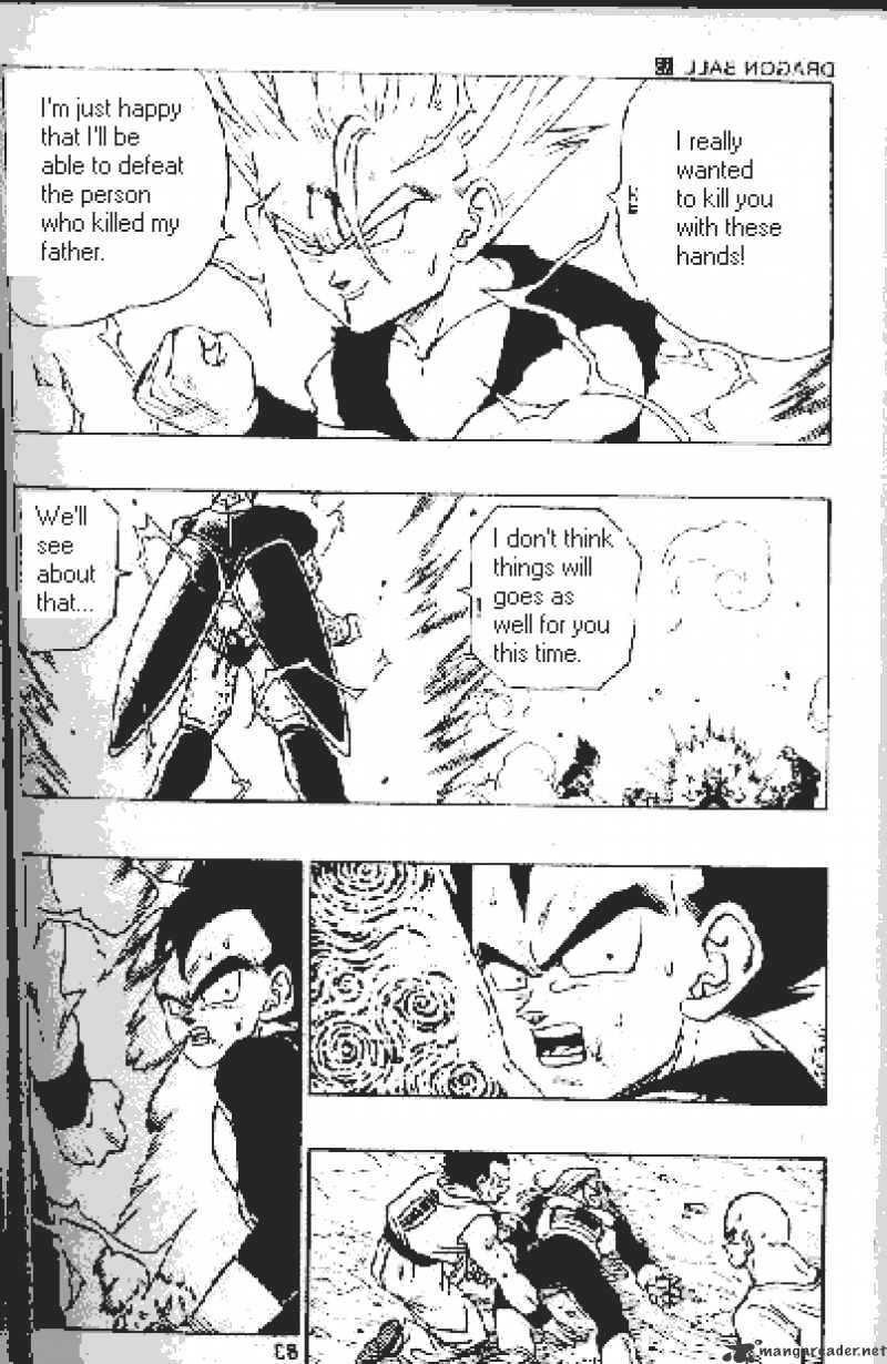 Dragon Ball Chapter 415  Online Free Manga Read Image 3