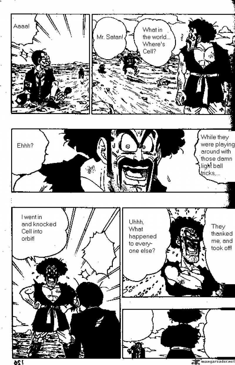Dragon Ball Chapter 418  Online Free Manga Read Image 5