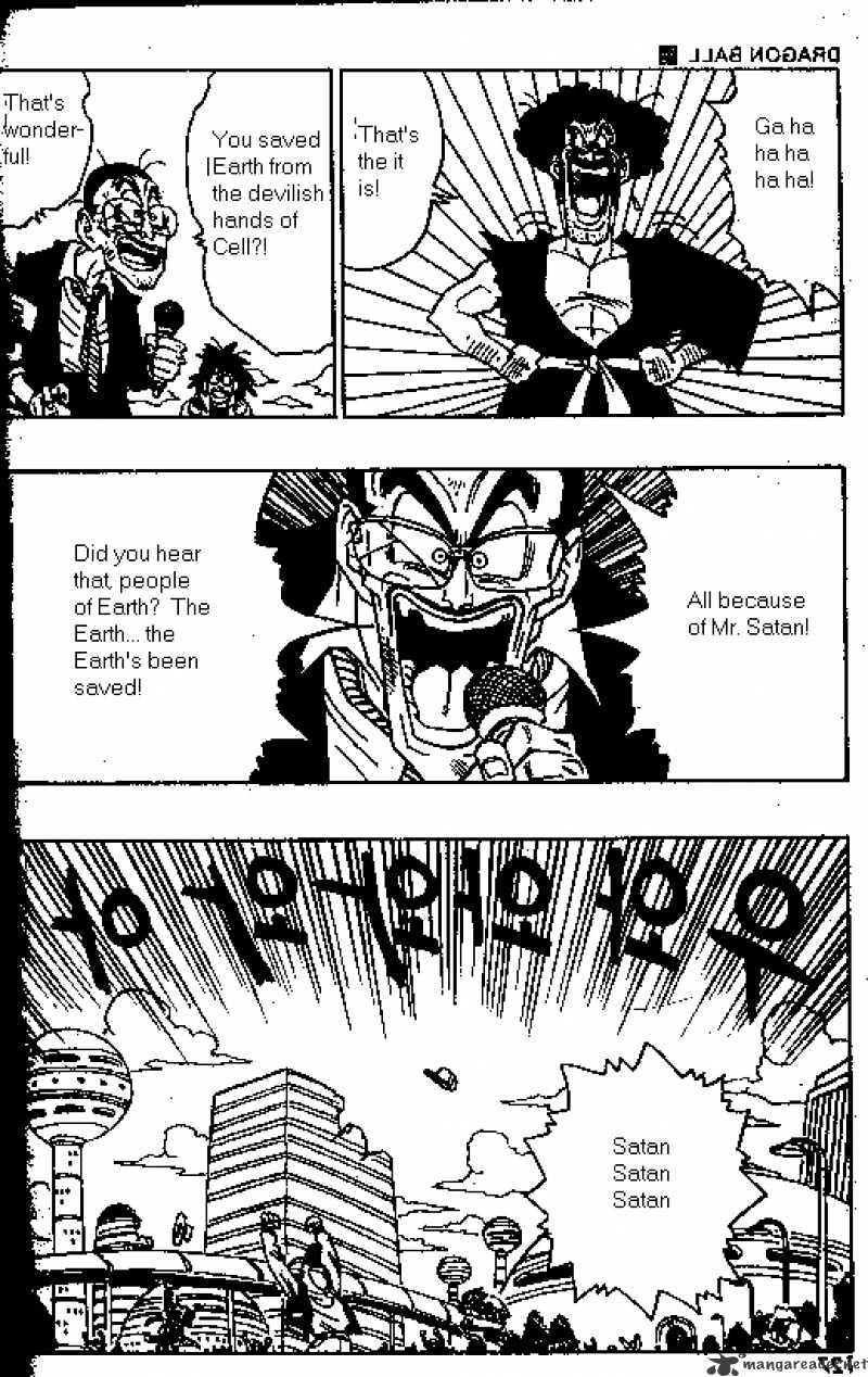 Dragon Ball Chapter 418  Online Free Manga Read Image 6