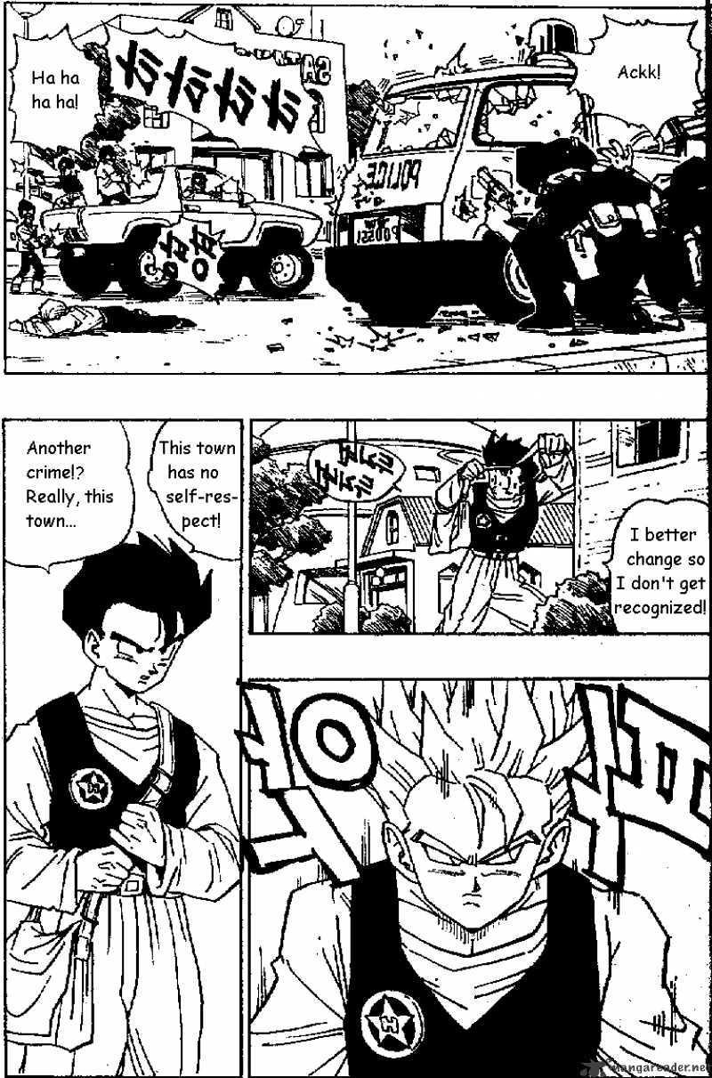 Dragon Ball Chapter 422  Online Free Manga Read Image 7