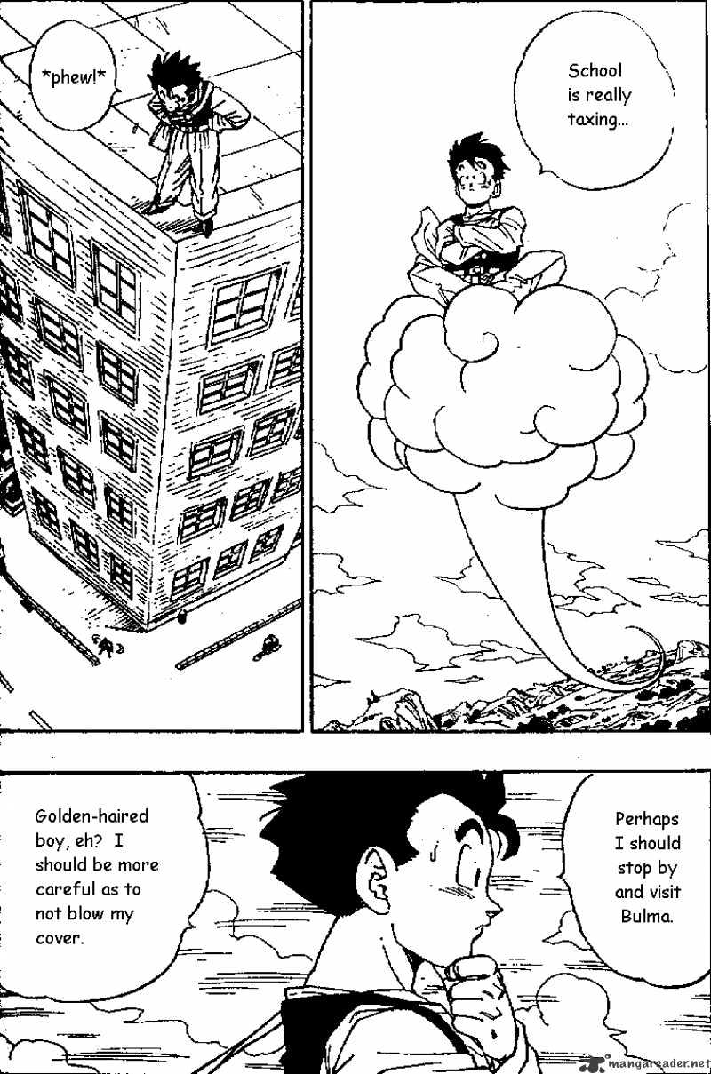 Dragon Ball Chapter 423  Online Free Manga Read Image 14