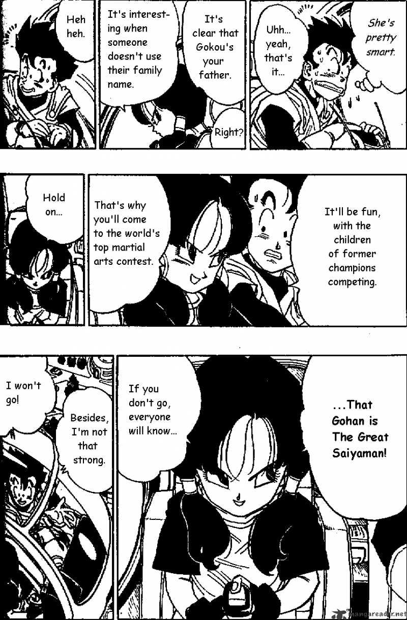 Dragon Ball Chapter 426  Online Free Manga Read Image 11