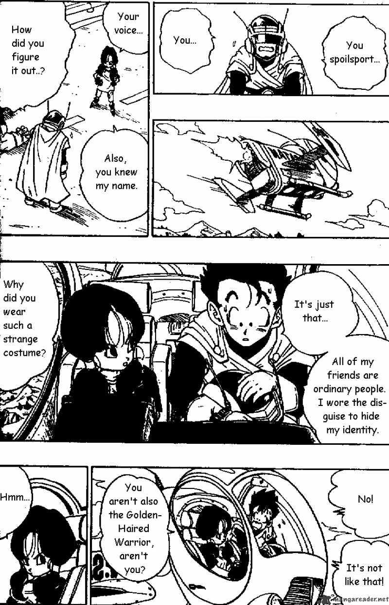 Dragon Ball Chapter 426  Online Free Manga Read Image 9