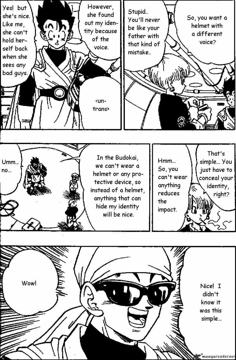 Dragon Ball Chapter 427  Online Free Manga Read Image 2