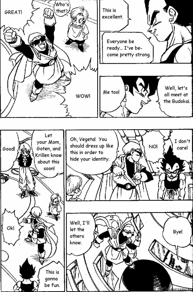 Dragon Ball Chapter 427  Online Free Manga Read Image 7