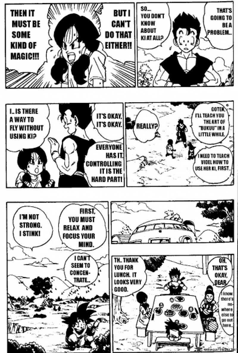 Dragon Ball Chapter 429  Online Free Manga Read Image 3