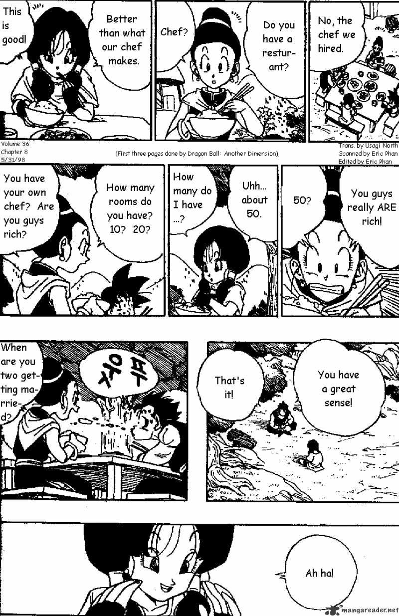 Dragon Ball Chapter 429  Online Free Manga Read Image 4