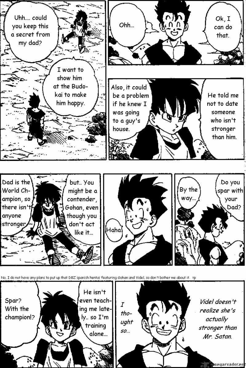 Dragon Ball Chapter 430  Online Free Manga Read Image 11