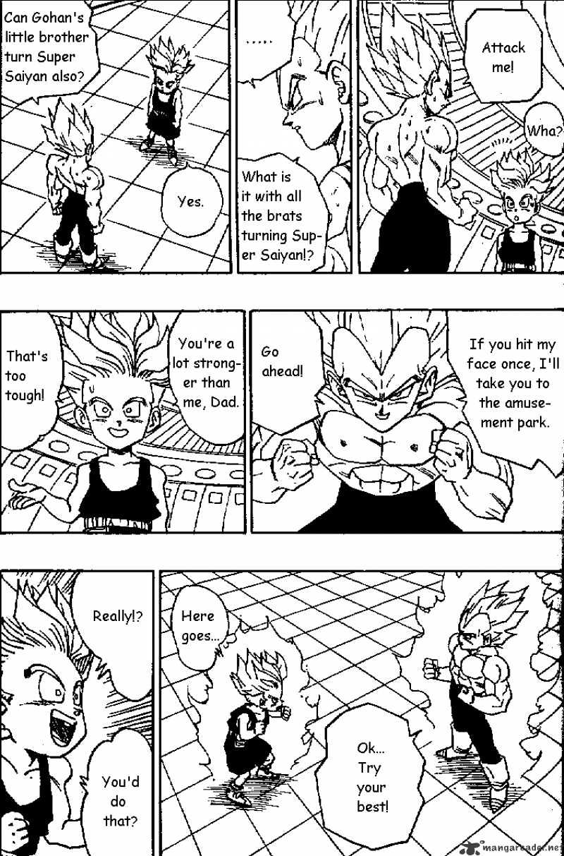 Dragon Ball Chapter 430  Online Free Manga Read Image 5