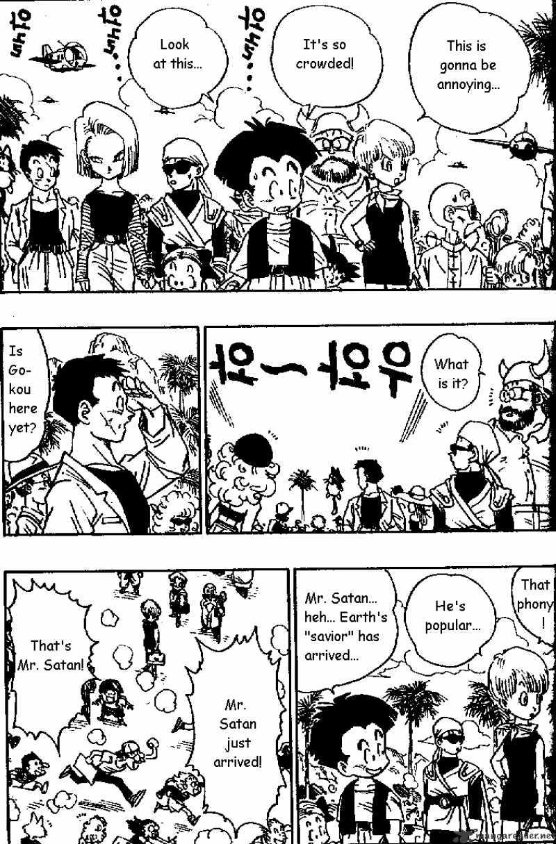 Dragon Ball Chapter 431  Online Free Manga Read Image 7