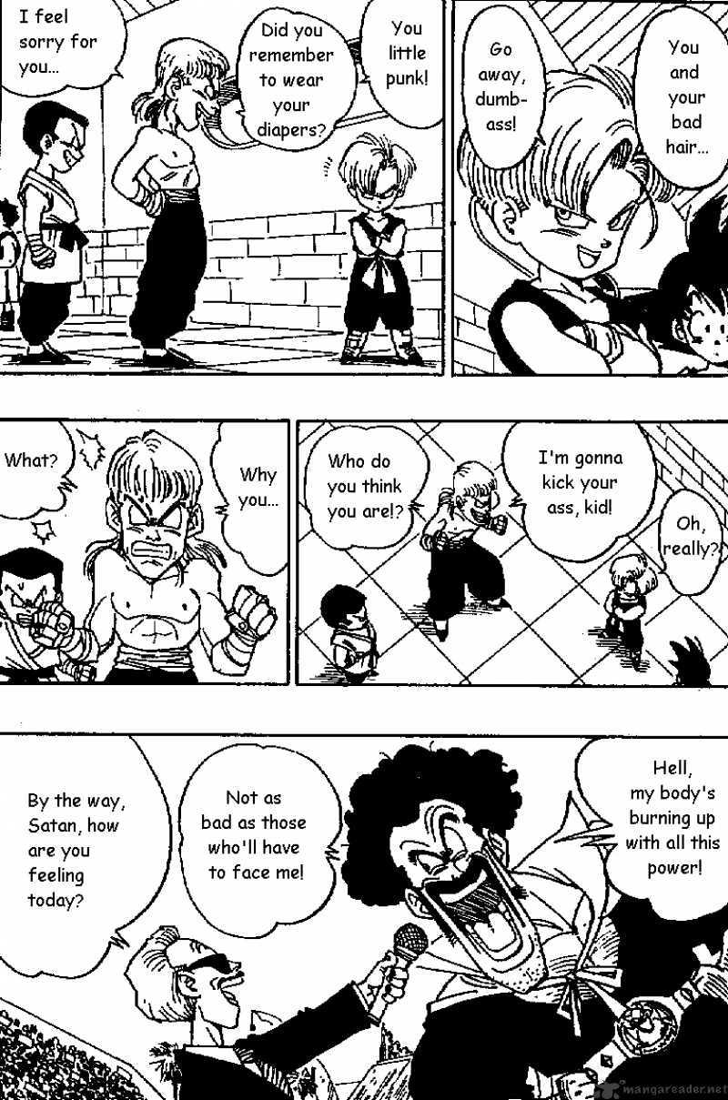 Dragon Ball Chapter 433  Online Free Manga Read Image 9