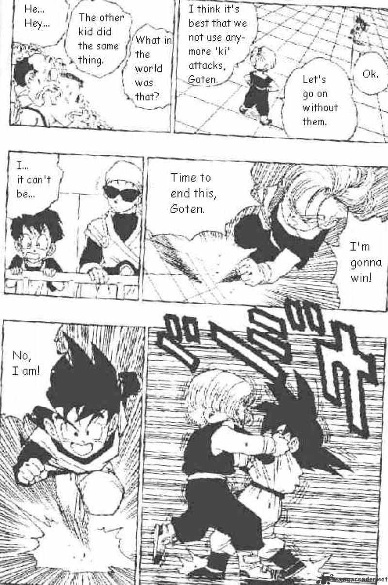 Dragon Ball Chapter 435  Online Free Manga Read Image 8