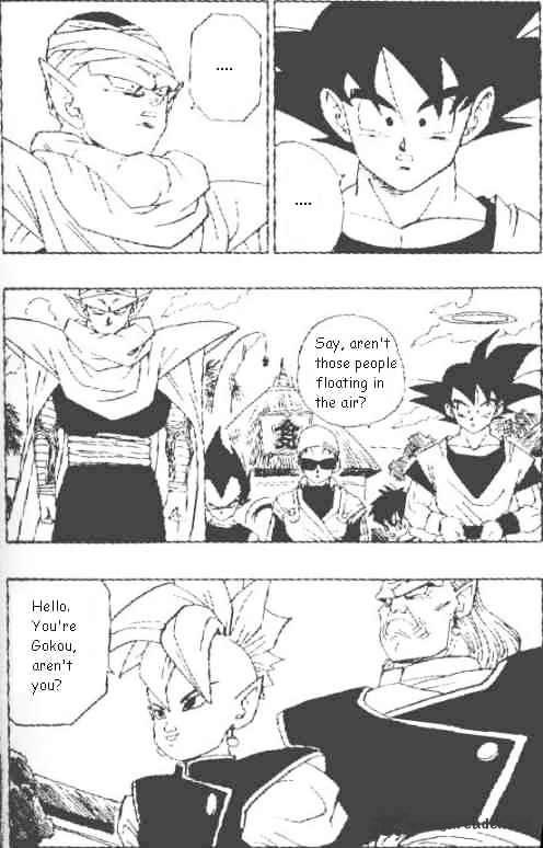 Dragon Ball Chapter 438  Online Free Manga Read Image 10