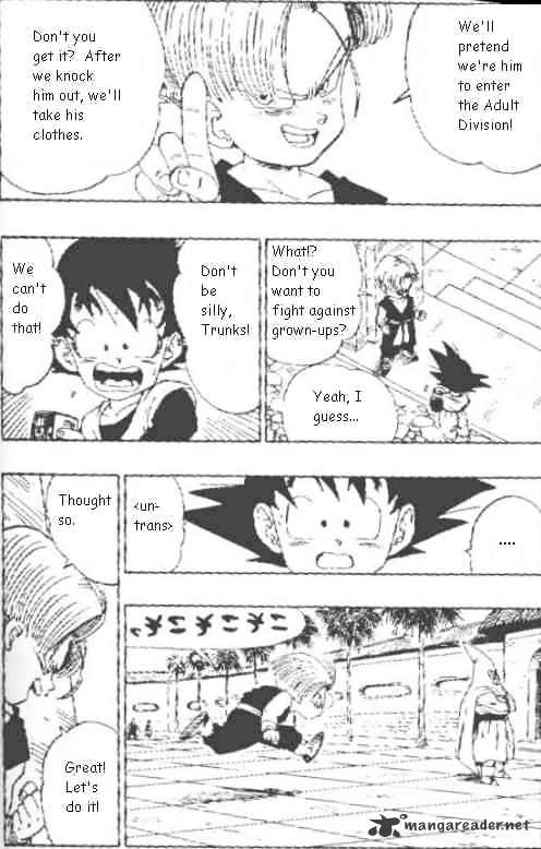 Dragon Ball Chapter 438  Online Free Manga Read Image 4