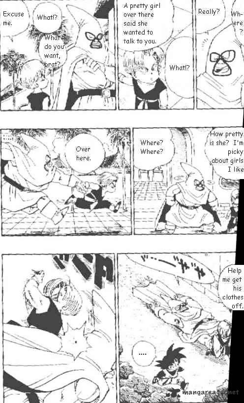 Dragon Ball Chapter 438  Online Free Manga Read Image 5