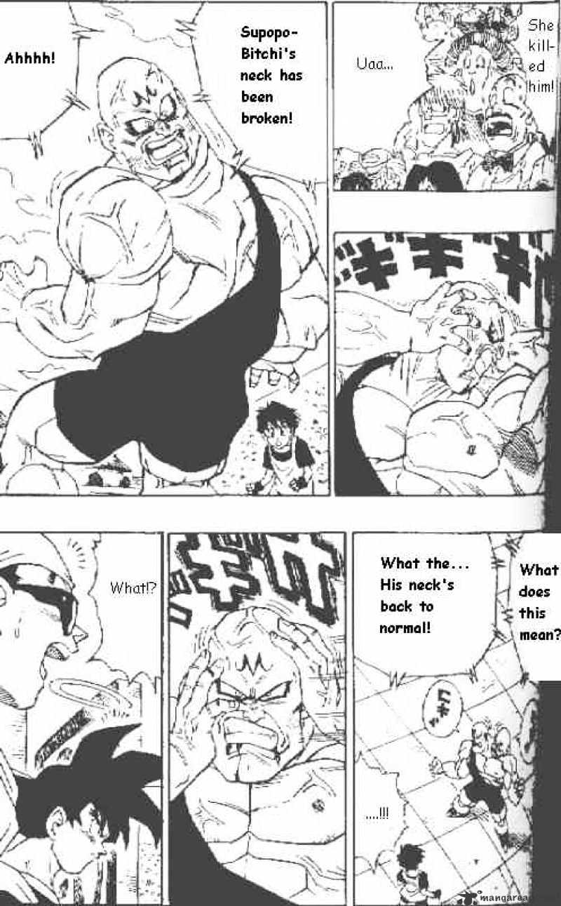Dragon Ball Chapter 442  Online Free Manga Read Image 6