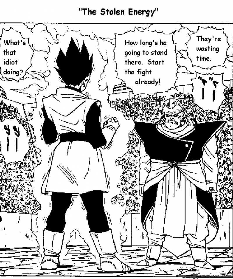 Dragon Ball Chapter 445  Online Free Manga Read Image 1