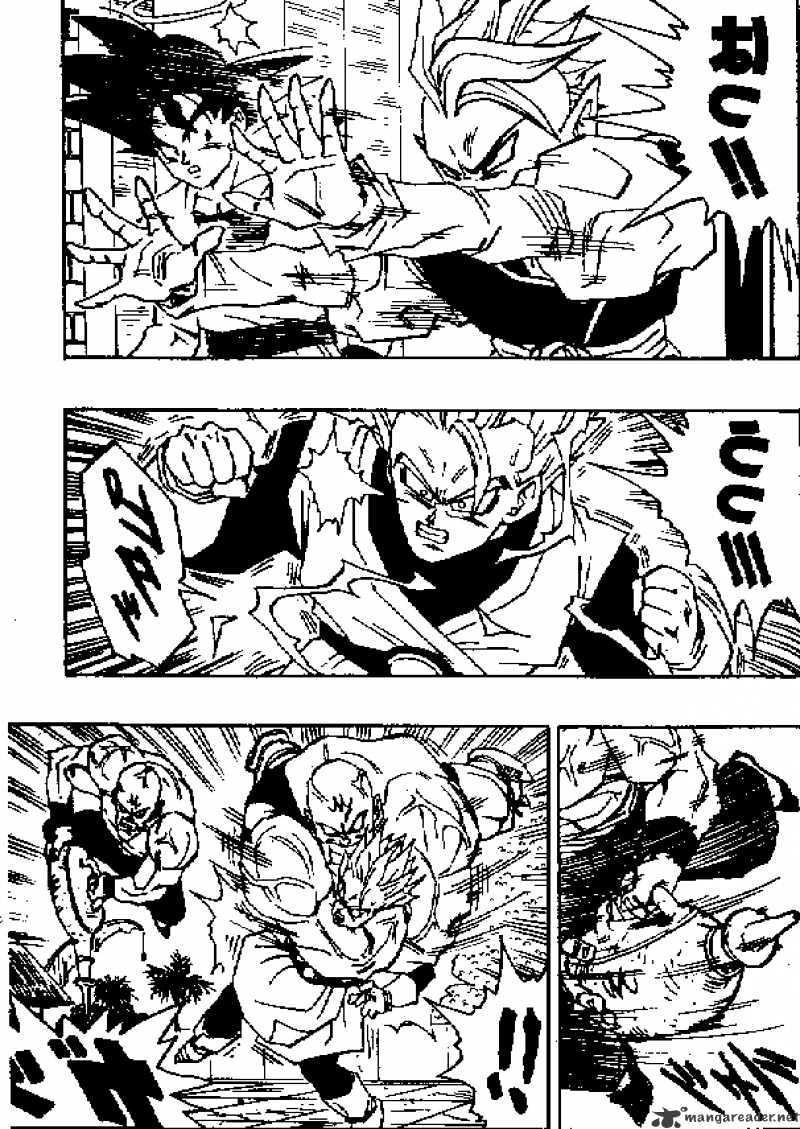 Dragon Ball Chapter 445  Online Free Manga Read Image 10