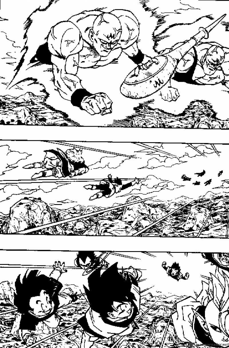 Dragon Ball Chapter 447  Online Free Manga Read Image 7