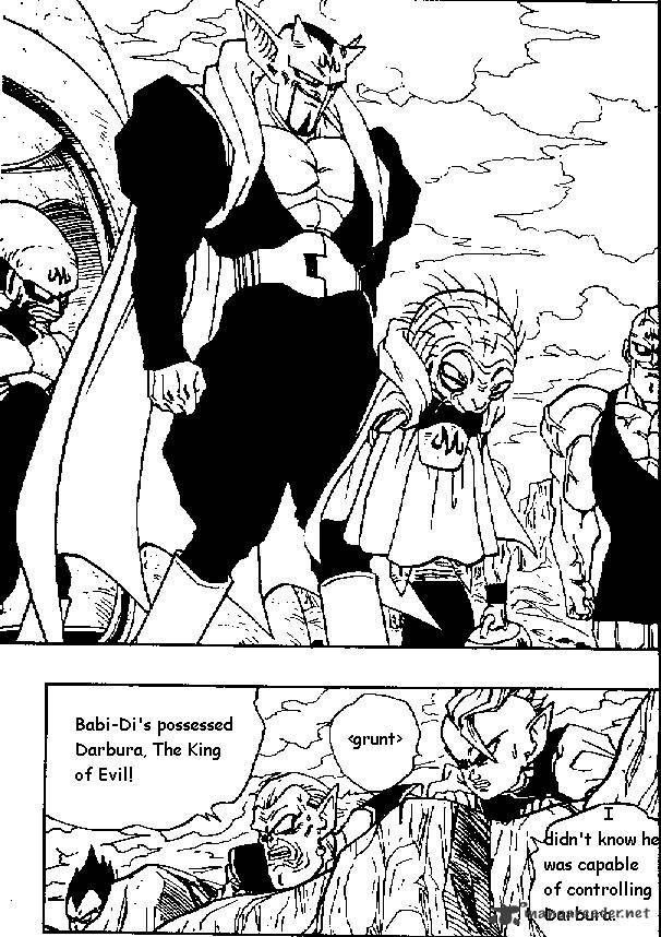 Dragon Ball Chapter 448  Online Free Manga Read Image 2