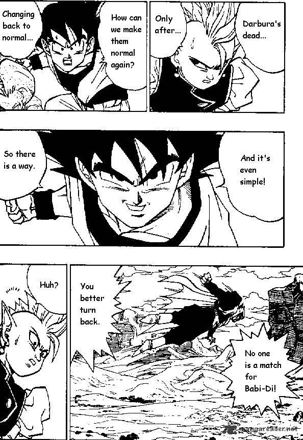Dragon Ball Chapter 449  Online Free Manga Read Image 6
