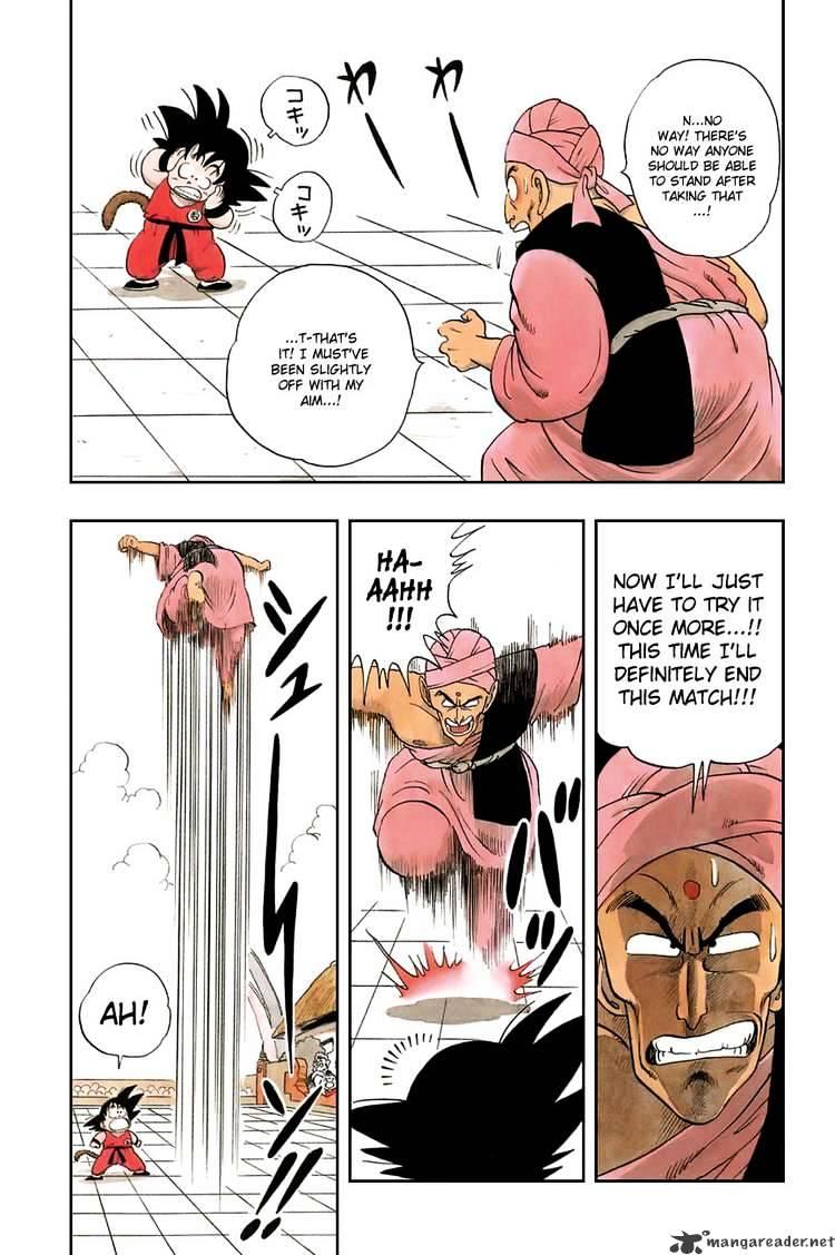 Dragon Ball Chapter 45  Online Free Manga Read Image 11