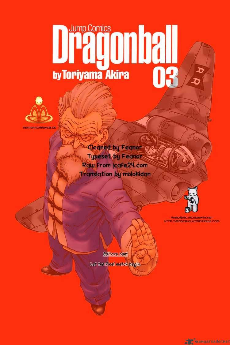 Dragon Ball Chapter 45  Online Free Manga Read Image 20