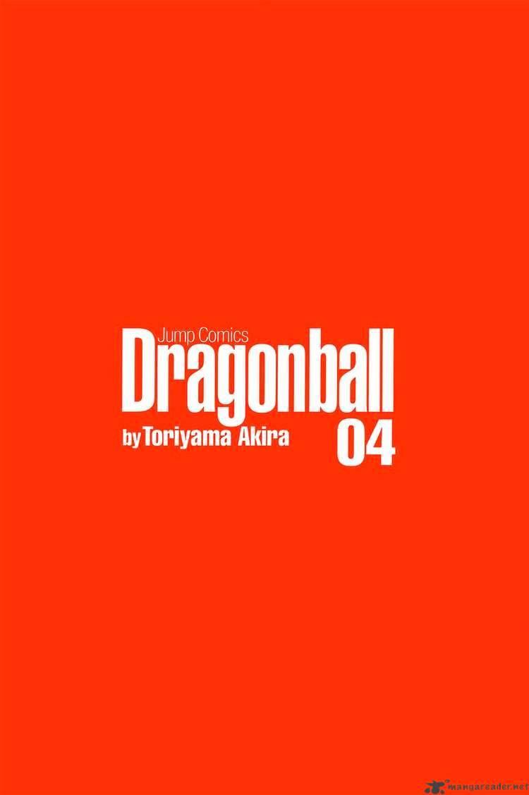 Dragon Ball Chapter 45  Online Free Manga Read Image 3
